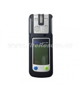 DRAGER X-AM 2500 GAS DETECTOR - Ex/O2/H2S/CO
