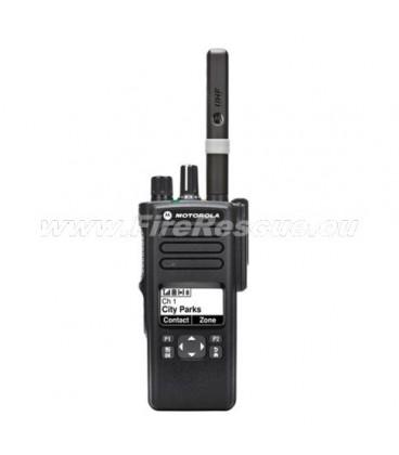 MOTOROLA DP4601 MOTOTRBO DIGITAL TRAGBAR RADIO