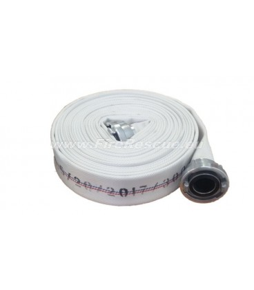 DOBRA FIREFIGHTING PRESSURE HOSE 75-B WITH STORZ COUPLINGS