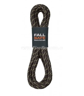 MAMBA NEGRA STATIC ROPE 9 MM - 1 M