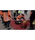 ELITE EMERGENCY NOTFALLTASCHE CRITICAL'S - ROT