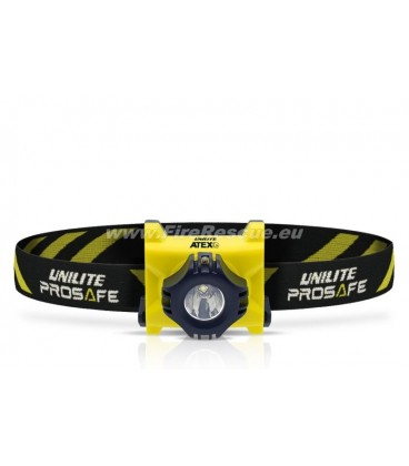 UNILITE PROSAFE ATEX-H1 ZONE 0 LED HEAD TORCH