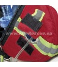 ELITE EMERGENCY NOTFALLTASCHE O2 TUBE'S - BLAU