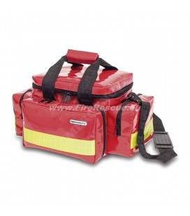 ELITE BAGS EMS BAG LIGHT TARPAULIN - RED