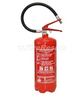 PII FIRE EXTINGUISHER ABC POWDER 4 KG