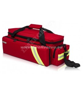 ELITE EMERGENCY NOTFALLTASCHE OXYGEN THERAPY - ROT