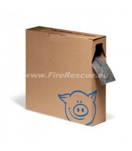 VPOJNE KRPE PIG UNIVERZAL KOLUT V IZVLAČLJIVEM ZABOJU 10 cm x 46 m