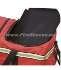 ELITE FIREFIGHTERS TASCHE ATTACK'S - ROT