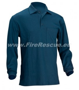 FF FR POLO T-SHIRT LONG SLEEVE