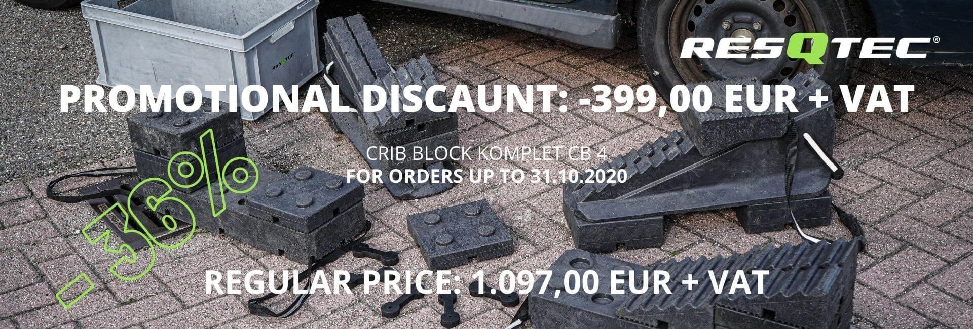 Promotionla discaunt CRIB BLOCK SET CB 4